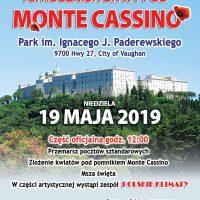 Piknik z okazji 75. rocznicy Bitwy o Monte Cassino